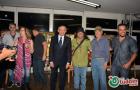 Ocupação da AGAV no Palácio da Cultura na Praça universitária no dia 21 de junho.Raimundo Nonato Coelho de Oliveira foi reeleito no dia 23 de junho para a presidência da AGAV para o biênio 2016\2018.