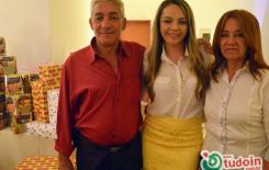 Cobertura do TUDOIN na festa de confraternização da Bella Renda neste ano de 2013