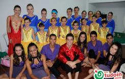 O Segredo das Cores, espetáculo de balé idealizado pela professora Taynara Ferreira 13 de dezembro, às 19h30min no Auditório da Prefeitura Municipal de Inhumas!