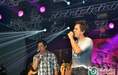 Showzaço com a dupla Guilherme e Santiago em comemoração ao primeiro aniversário da Avonts em Inhumas