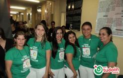 Foi realizado pelos alunos da FacMais nesta terça-feira(29/04) a Exposição de Pôsteres na IV Semana Científica!