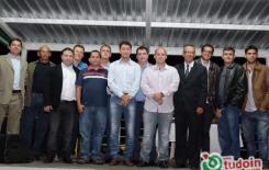 Cobertura do site TUDOIN na Posse da nova diretoria da Assossiação Atlética Inhumense - fotos por Mauro