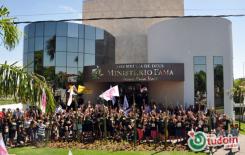Cobertura do TUDOIN no Seminário de Mulheres da Igreja Assembléia de Deus em Inhumas - Fotos por Meire Martins