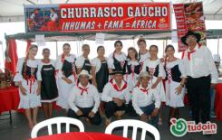 A Igreja Assembléia de Deus, Ministério FAMA realizou um grande churrasco gaúcho beneficente com a renda revertida para a África