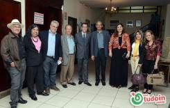 Nonatto Coelho tomou posse no último dia 09 de dezembro como Presidente da Associação Goiana de Artes Visuais AGAV