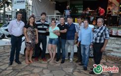 Cobertura da entrega do Festival de Prêmios promovido pelo CDL em Inhumas no ano de 2014