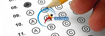 Gabarito oficial do Enem está disponível