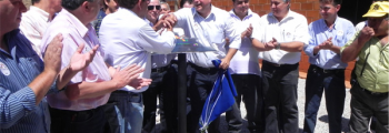 Prefeitura de Inhumas inaugura Pólo Têxtil