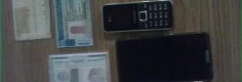 Polícia Militar prende suspeito de roubo à banco