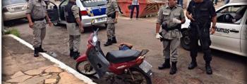 Banco divulga video com imagens de assaltantes