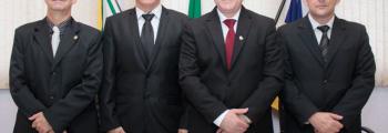 Suair Teles � o novo presidente da C�mara