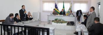 Confusão na eleição da mesa diretora da Câmara de Inhumas