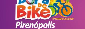 Piren�polis recebe o Bora de Bike neste domingo