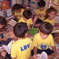 LBV Inaugura Espaço do Brincar