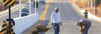 Ponte na GO-070 será inaugurada sábado
