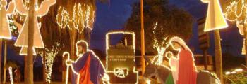 Iluminação de Natal será acionada amanhã (15)