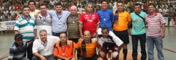 Confira os campeões do futsal na 33ª Maratona Esportiva