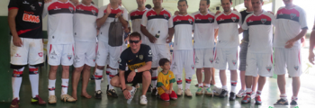 Final do Torneio de Futebol Society Senior 2014