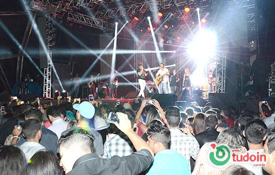 Cobertura do TUDOIN no show de Henrique e Juliano realizado na cidade de Inhumas. Fotos por Mauro.