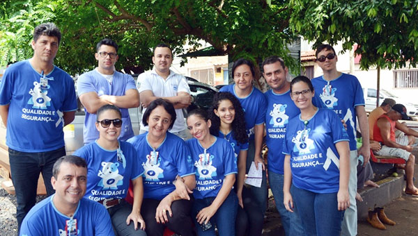 Hospital de Urg�ncia lan�a campanha Novembro Azul
