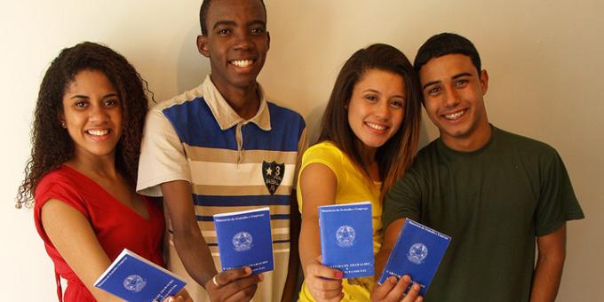 Auditoria fiscal promoveu a inser��o de 1.652 jovens no mercado de trabalho em 2015