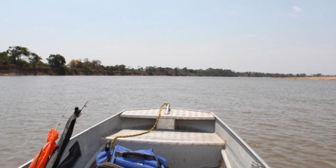 Est� com tudo organizado para pescar? Opera��o Araguaia apreende 237 kg de pescados