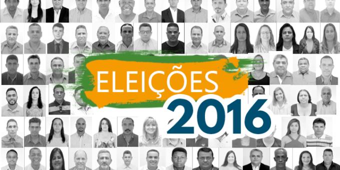 Elei��es 2016: Confira a lista de candidatos a vereador.