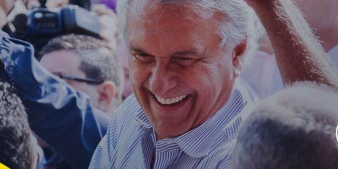 Governador Ronaldo Caiado assina decreto que determina fechamento de comércio