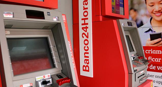 Inhumas vai ter caixa eletrônico do Banco24Horas