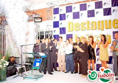 TUDOIN - Galerias de Imagens - Destaque Lojista 2007