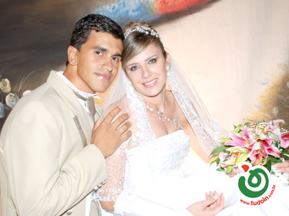 TUDOIN - Galerias de Imagens - Isania & Gustavo
