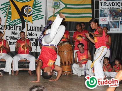 TUDOIN - Galerias de Imagens - Capoeira Luanda