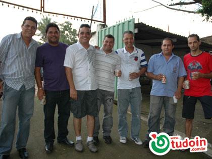 TUDOIN - Galerias de Imagens - Confraternização PM