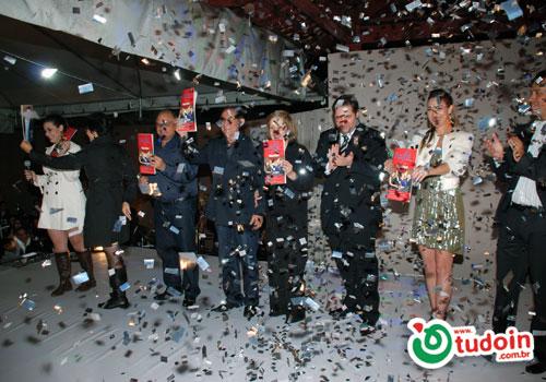 TUDOIN - Galerias de Imagens - Lançamento Revista Perfil junho/2011