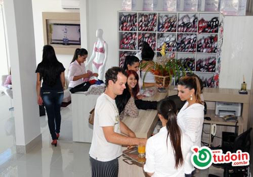 TUDOIN - Galerias de Imagens - Inauguração do novo e moderno espaço Bella Renda