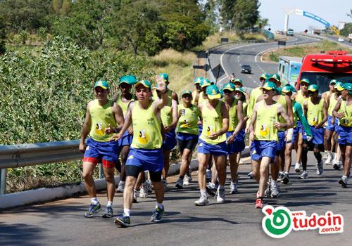 TUDOIN - Galerias de Imagens - Recepção da XXl Maratona Ecológica