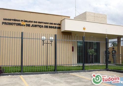 TUDOIN - Galerias de Imagens - Inauguração do Ministério Público de Inhumas