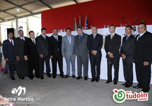 TUDOIN - Galerias de Imagens - Solenidade de Posse dos candidatos Eleitos de Caturaí