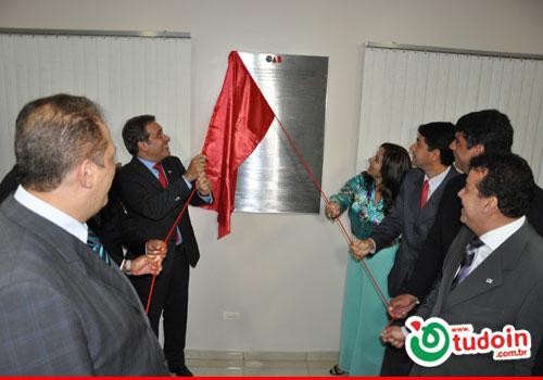 TUDOIN - Galerias de Imagens - Inauguração da OAB