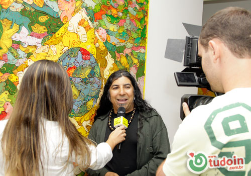 TUDOIN - Galerias de Imagens - Exposição Híbrido/Anfíbio