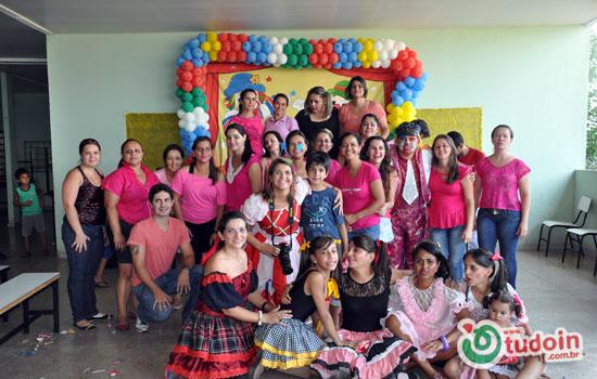 TUDOIN - Galerias de Imagens - Colégio Padre Feliciano - Dia das Crianças