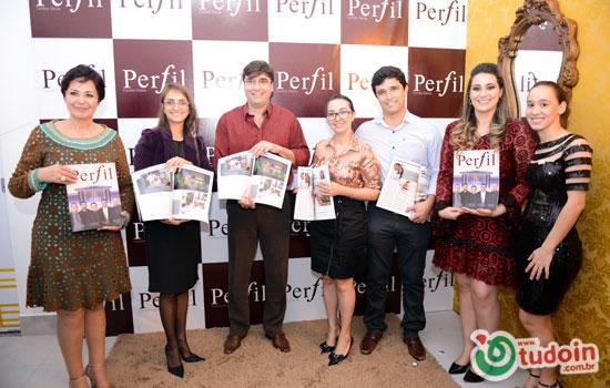 TUDOIN - Galerias de Imagens - Lançamento 24ª Revista Perfil