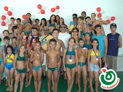 TUDOIN - Galerias de Imagens - Campeonato Natação AAI