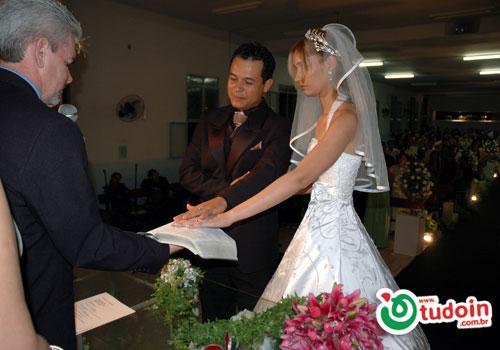 TUDOIN - Galerias de Imagens - Casamento Marcelo e Cynthia