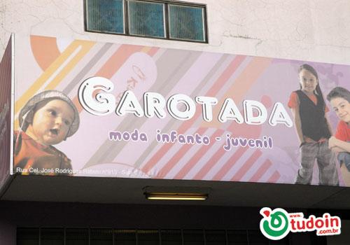 TUDOIN - Galerias de Imagens - Inauguração Garotada