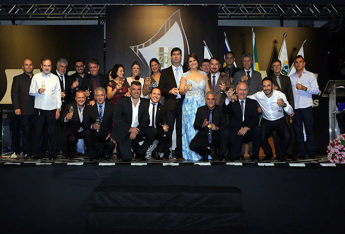 Mérito Lojista 2017: Confira as fotos da noite de gala da CDL em Inhumas