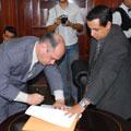 TJGO recebe terreno para Fórum em Araçu