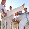 Encontro Nacional de Capoeira em Inhumas