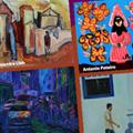 Britânia recebe exposição de Artes