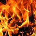 Incêndio em supermercado na cidade de Itaguari